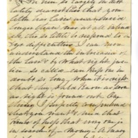 Letter from  Helen Berry, May 14, 1874
