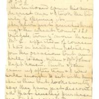 Letter from Helen Berry Lane, July 6, 1875