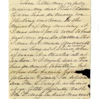 Letter from Helen Berry, June 5, 1874
